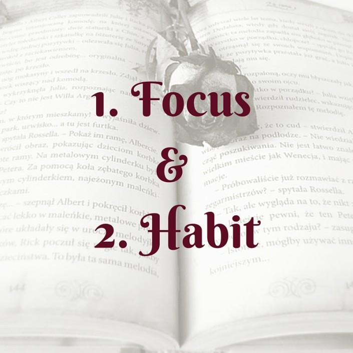 Focus & Habit
